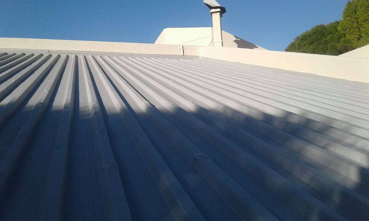 roof & wall coating